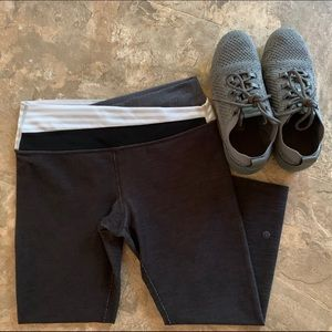 Lululemon Crisscrossed Crop Leggings